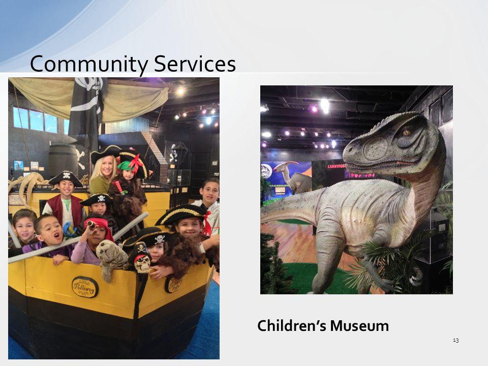 Community Services 13 Children's Museum