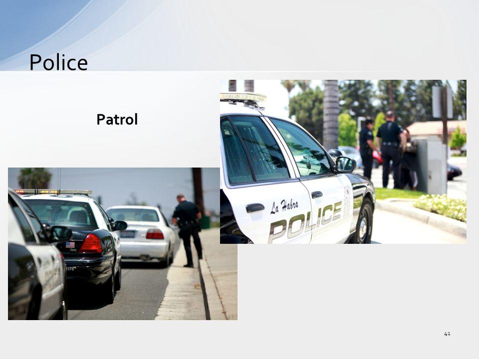 Police 41 Patrol