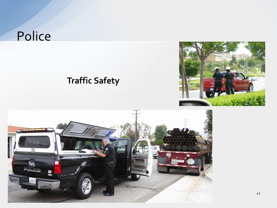 Police 42 Traffic Safety