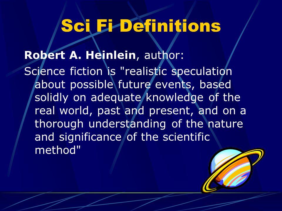 Science Fiction VS.