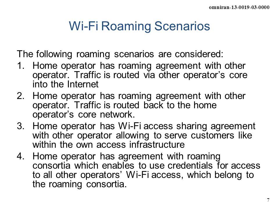 omniran-13-0019-03-0000 8 MAPPING TO OMNIRAN Wi-Fi Hotspot Roaming Use Case