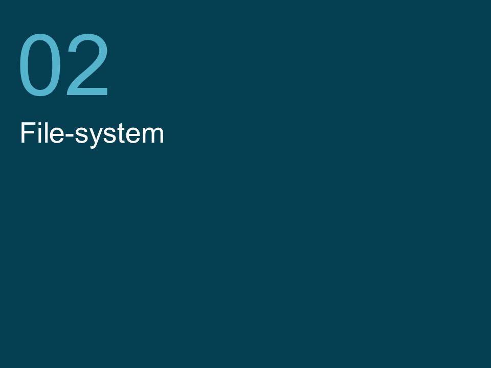 Telefónica I+D File-system 02
