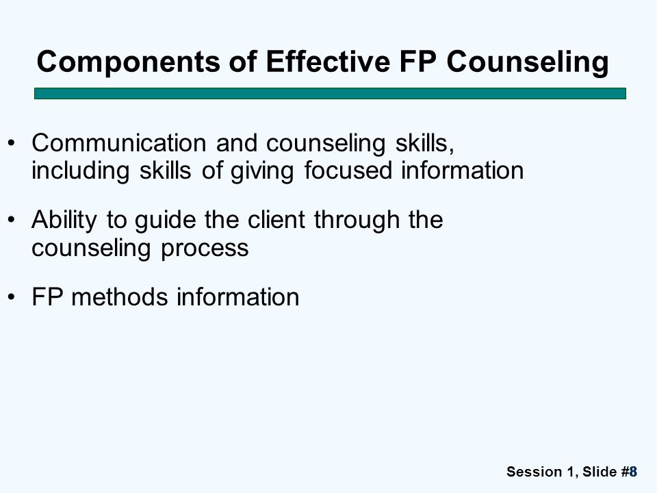 Session 1, Slide #99 How Do We Communicate.
