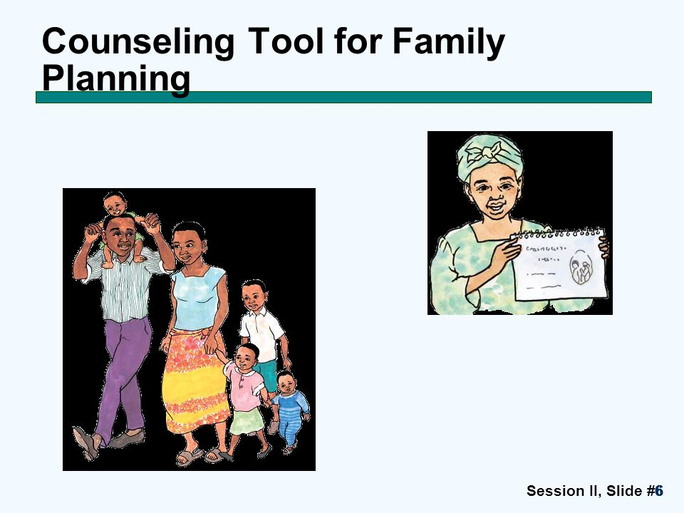 Session II, Slide #7777 Assess Client's Needs and Concerns Greet client appropriately Ensure privacy, confidentiality, and client comfort Ask about reason for visit Ask about partner(s), home life, family, health, sexual behavior, HIV status Ask about plans to have children, desire for FP Explore STI risk and what client does to avoid STIs 1