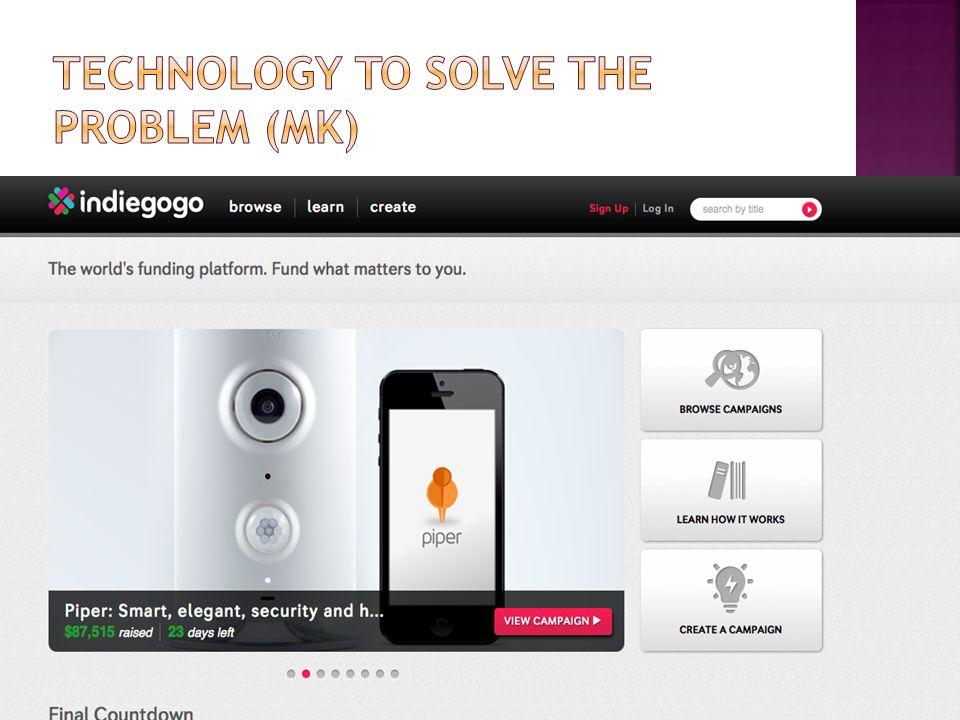  www.kickstarter.com  www.zoomaal.com  www.watsi.org  www.kiva.org  www.casadetionefta.com  www.indiegogo.org  www.paypal.com  gate2play.com  (Google search for crowdfunding platforms
