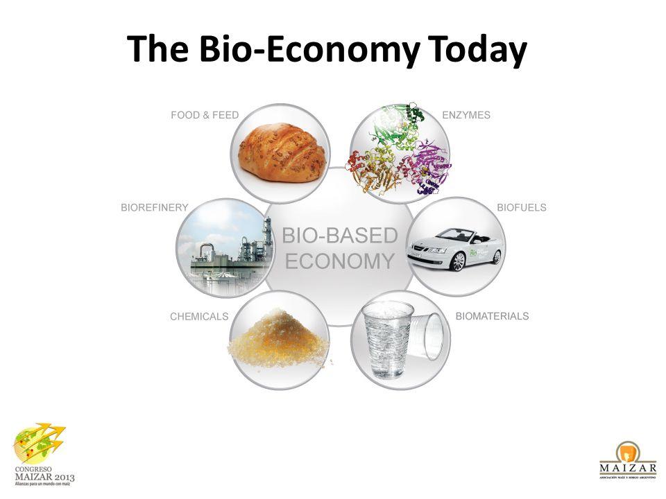The Bio-Economy Today