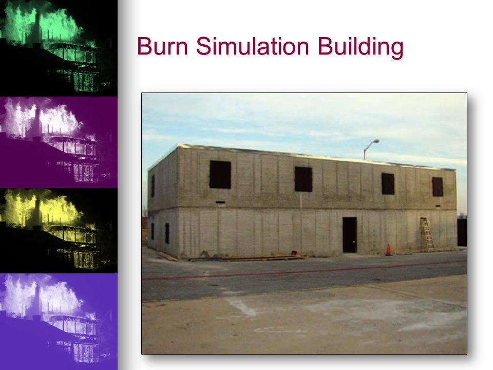 Burn Simulation Building