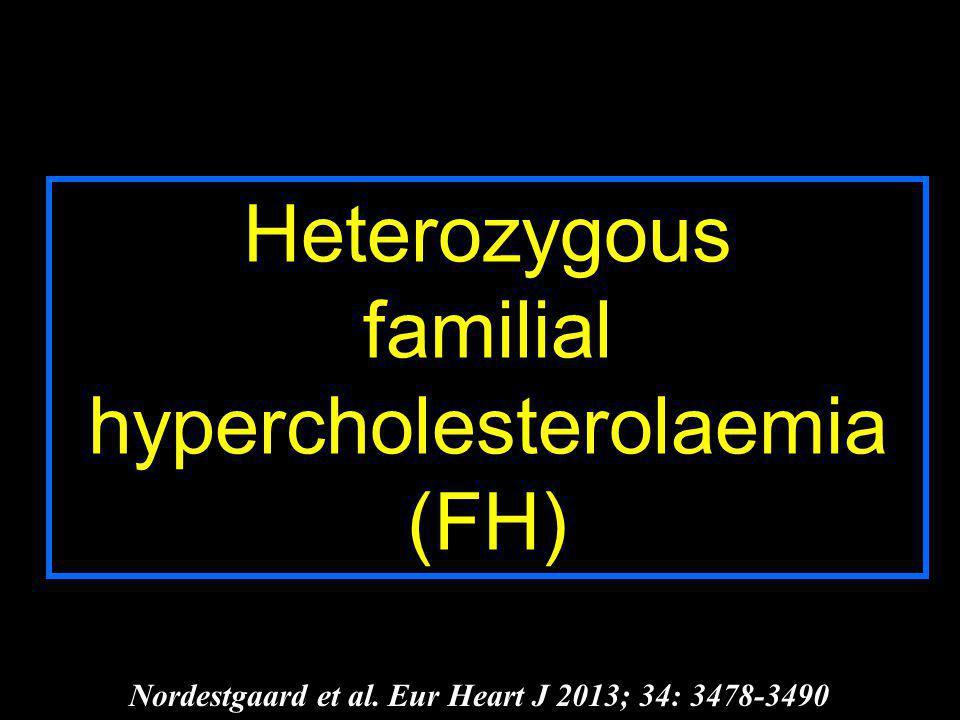 Pathophysiology & genetics Nordestgaard et al. Eur Heart J 2013; 34: 3478-3490