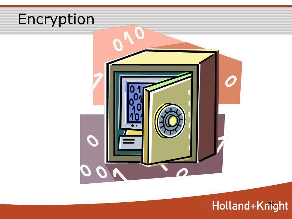 29 Encryption