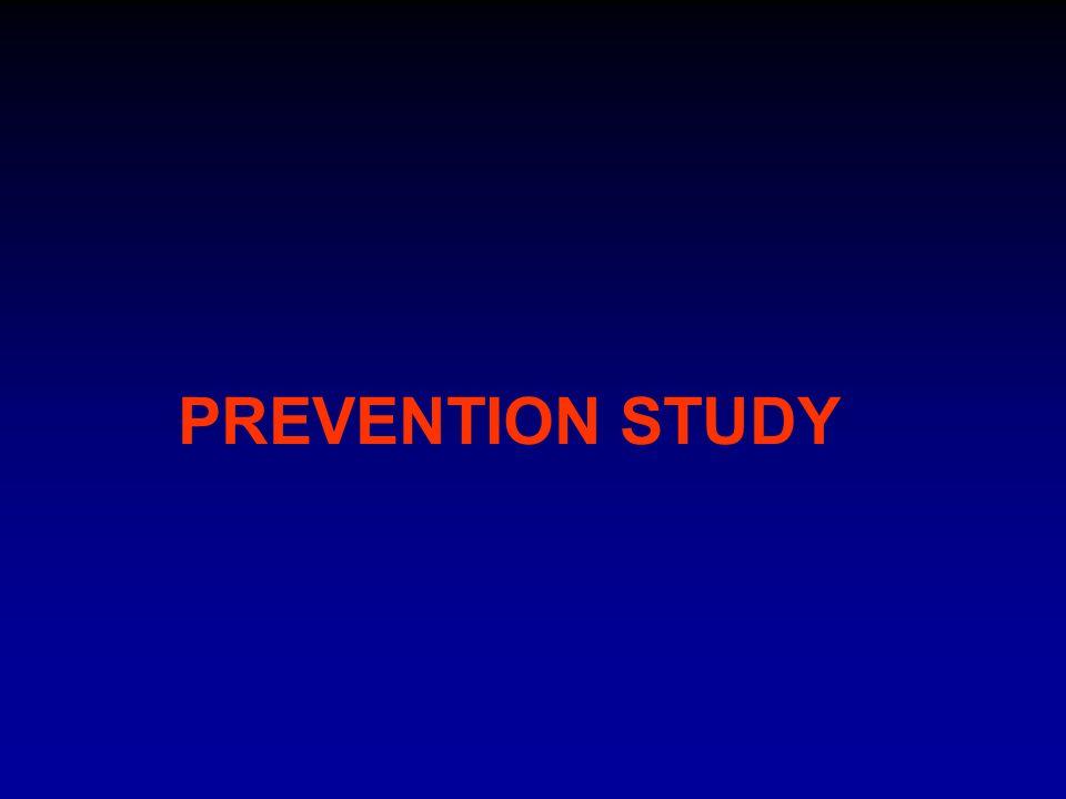 PREVENTION STUDY