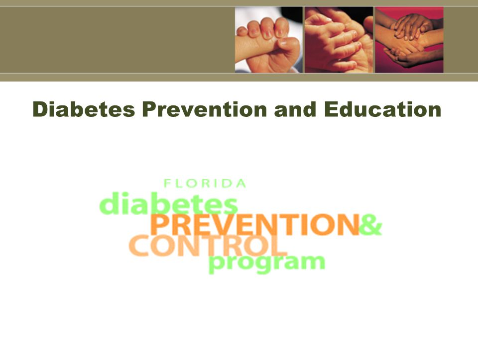 Diabetes Prevention and Education