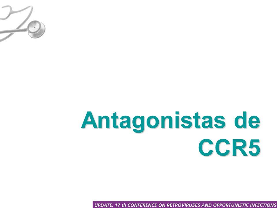 Antagonistas de CCR5