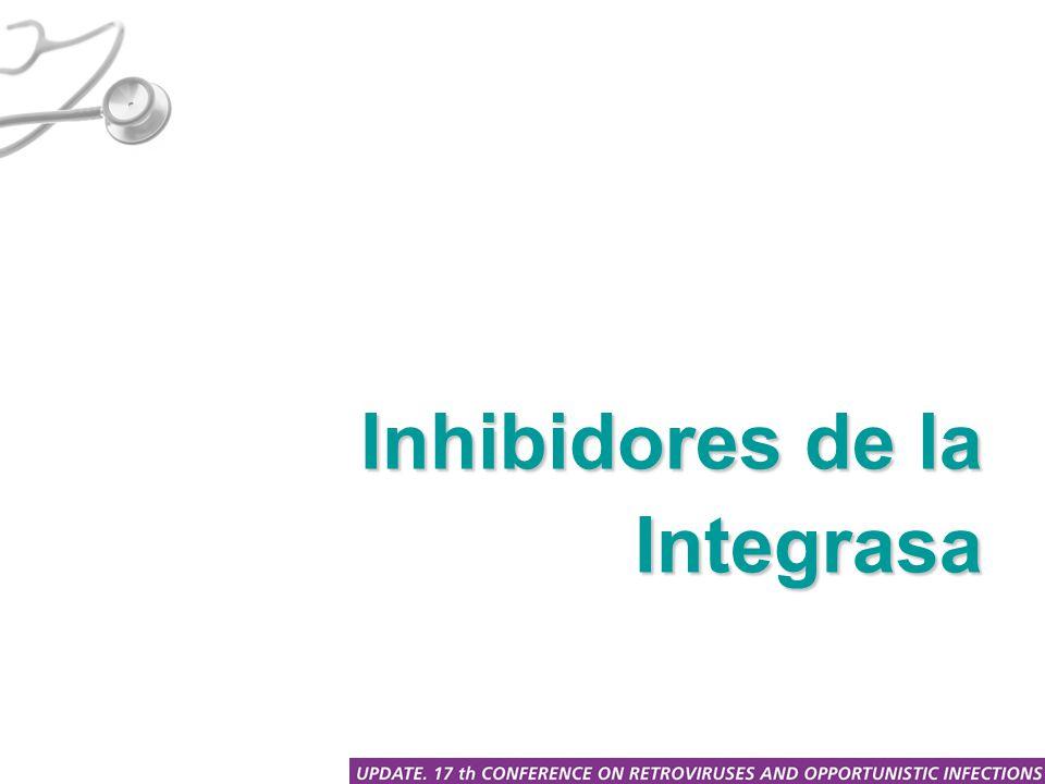 Inhibidores de la Integrasa