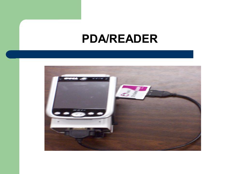PDA/READER