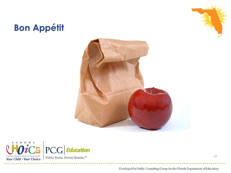 Bon Appétit 47
