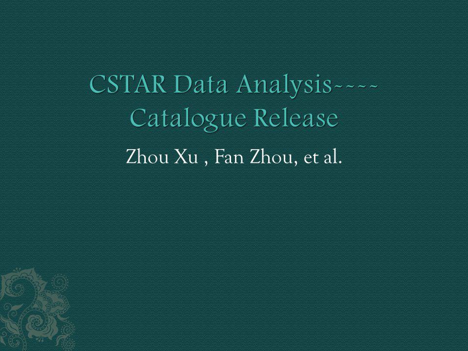 Zhou Xu, Fan Zhou, et al.