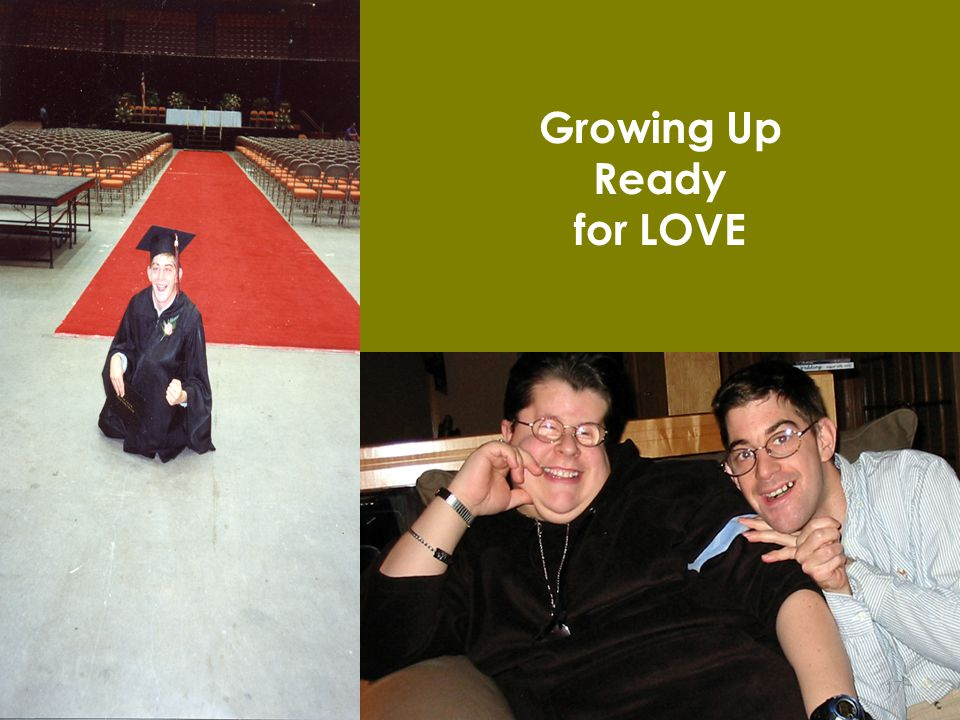 Growing Up Ready for LOVE 17