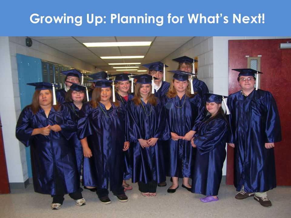 Growing Up: Planning for What's Next! 20