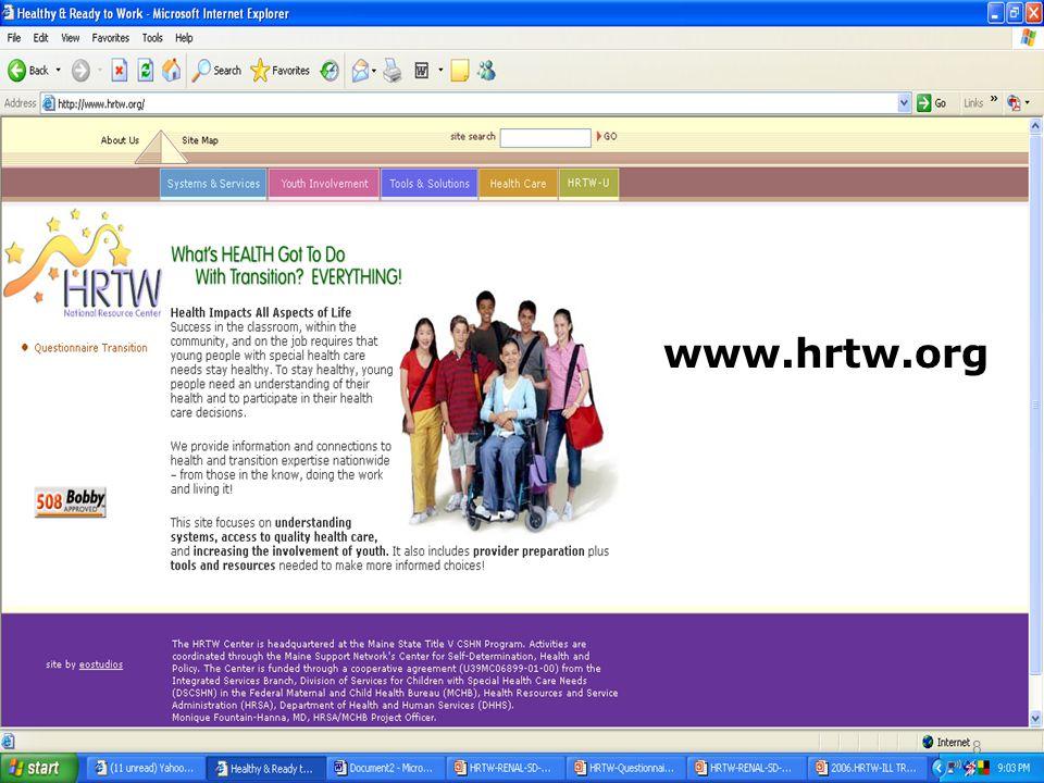 www.hrtw.org 8