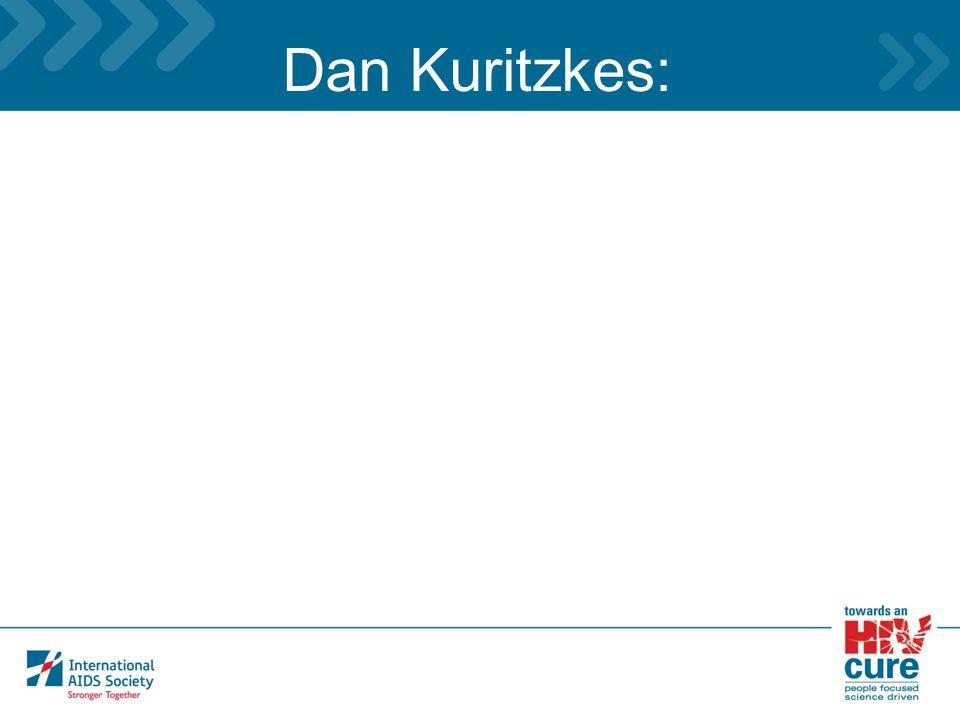 Washington D.C., USA, 22-27 July 2012www.aids2012.org Dan Kuritzkes: