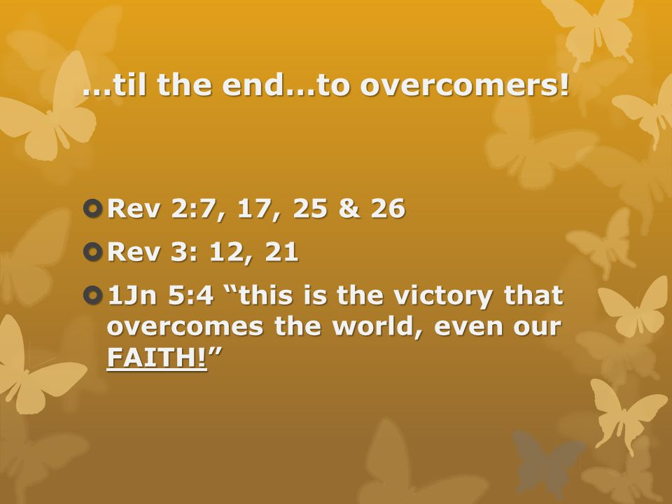 The challenge…  Are we willing to continue to walk by faith no matter the circumstances, no matter the consequences?