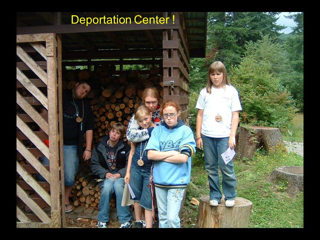 Deportation Center !