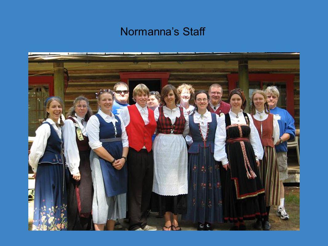 Normanna's Staff