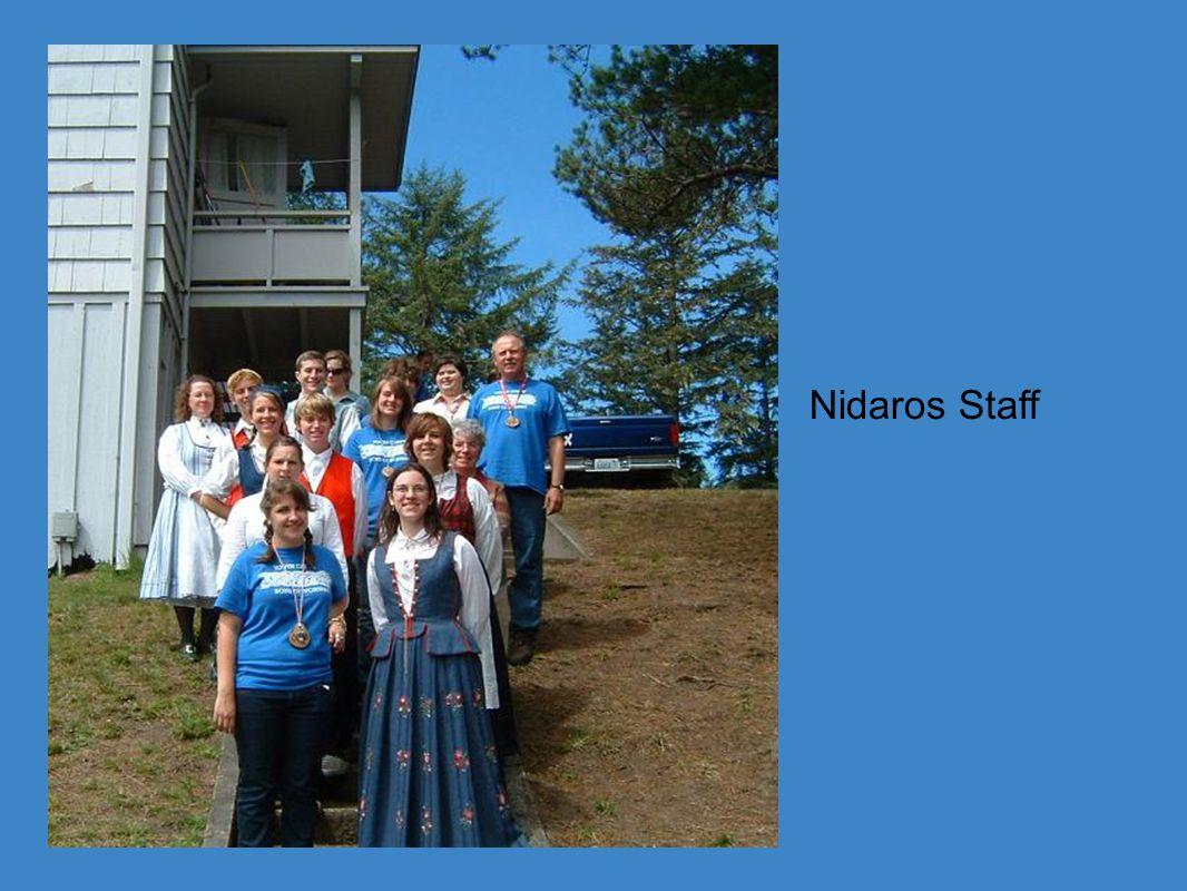 Nidaros Staff