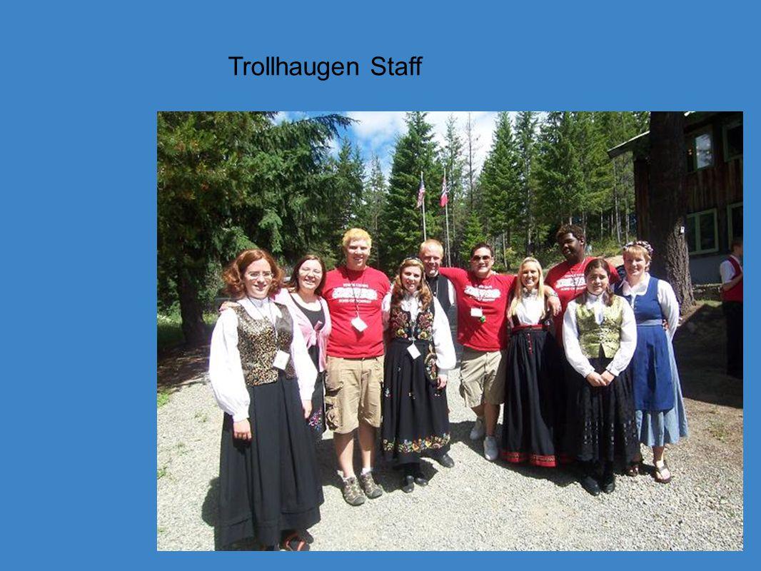 Trollhaugen Staff