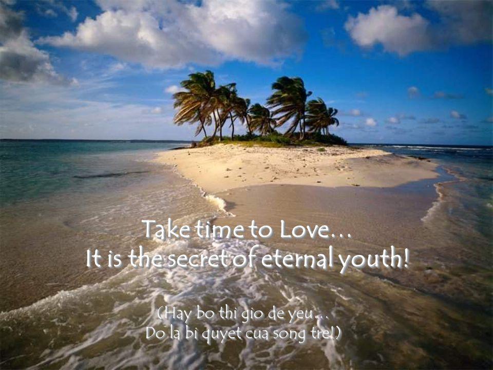 Take the Time Take the Time… (Hay bo thi gio…)