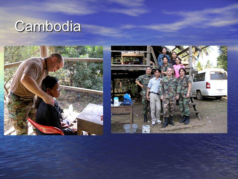 CambodiaCambodia