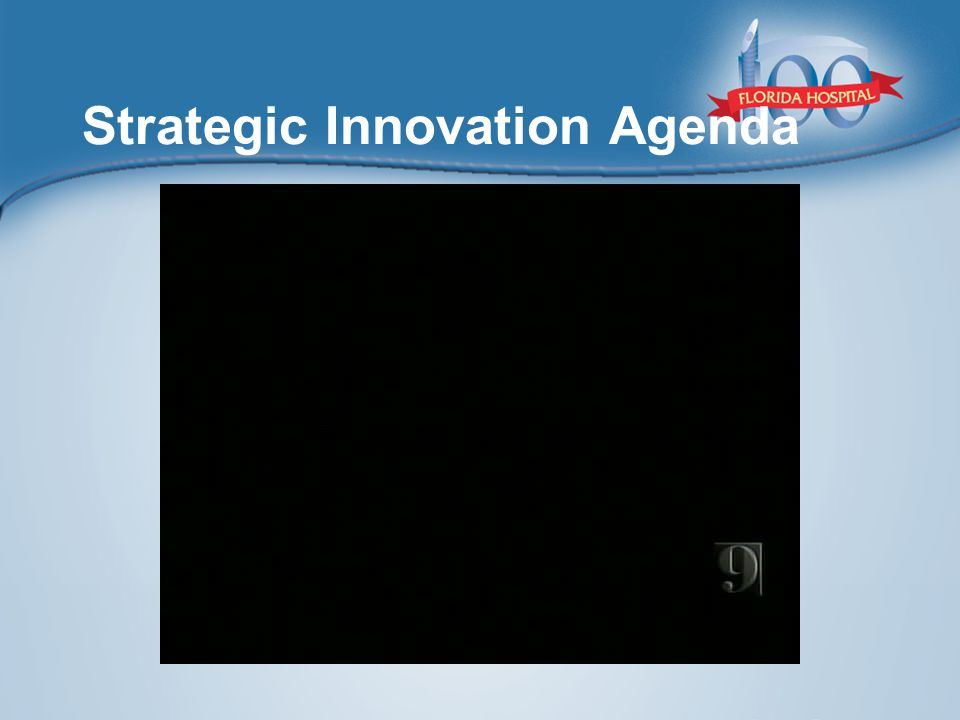 Strategic Innovation Agenda