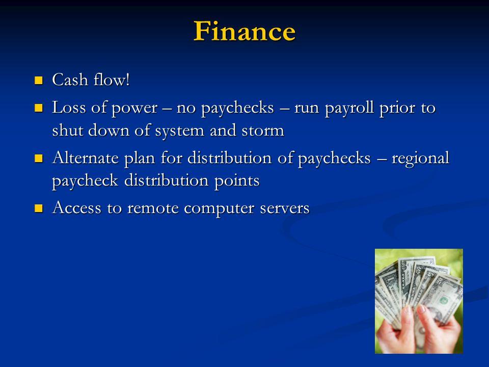 Finance Cash flow.Cash flow.
