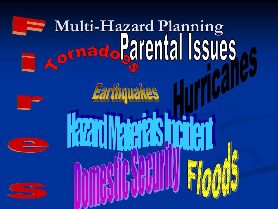 Multi-Hazard Planning