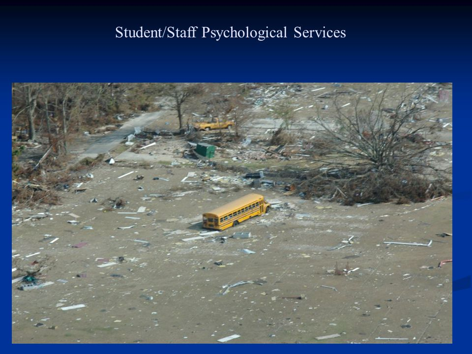 Student/Staff Psychological Services