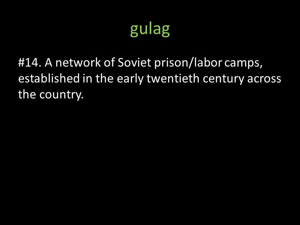 gulag #14.