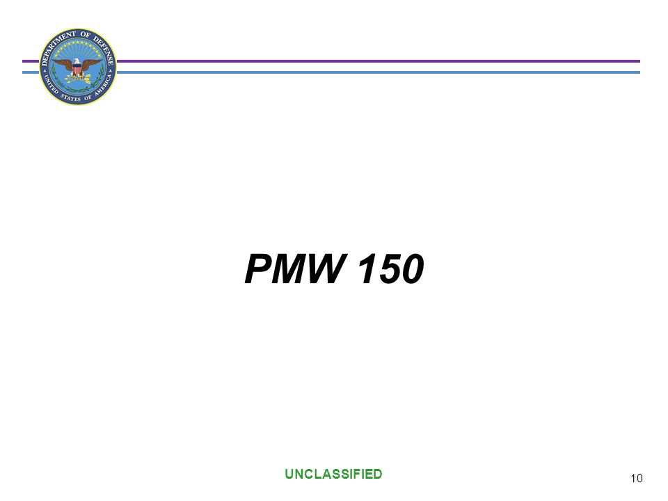 PMW 150 10
