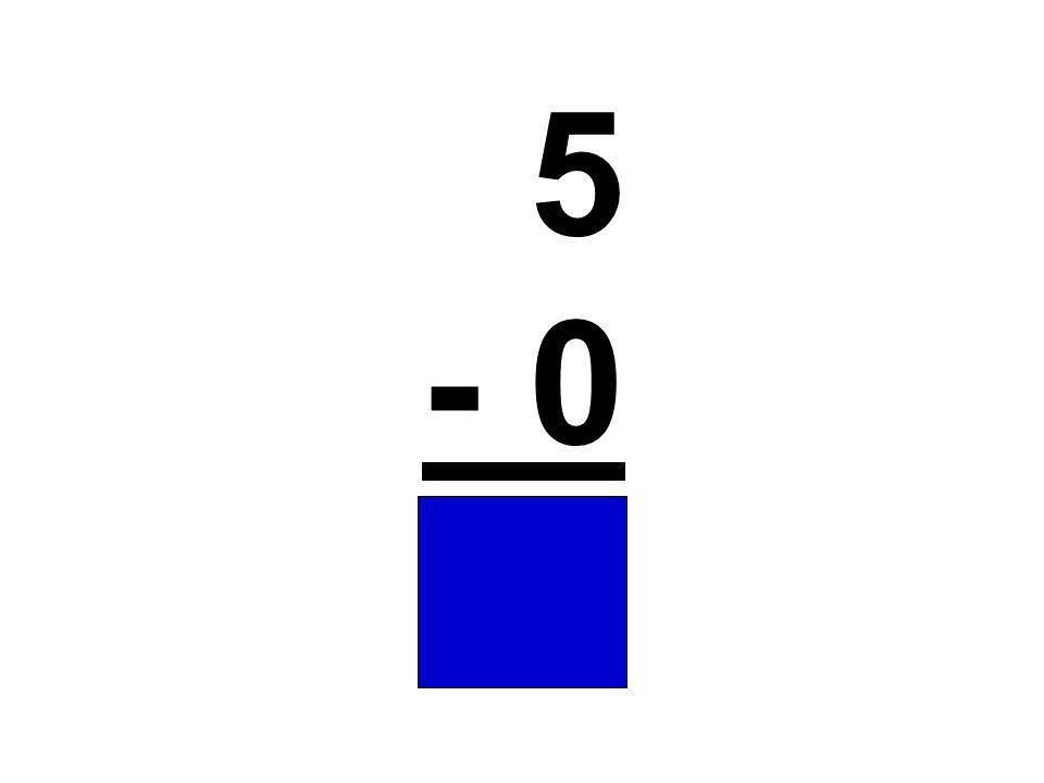 5 - 0 5