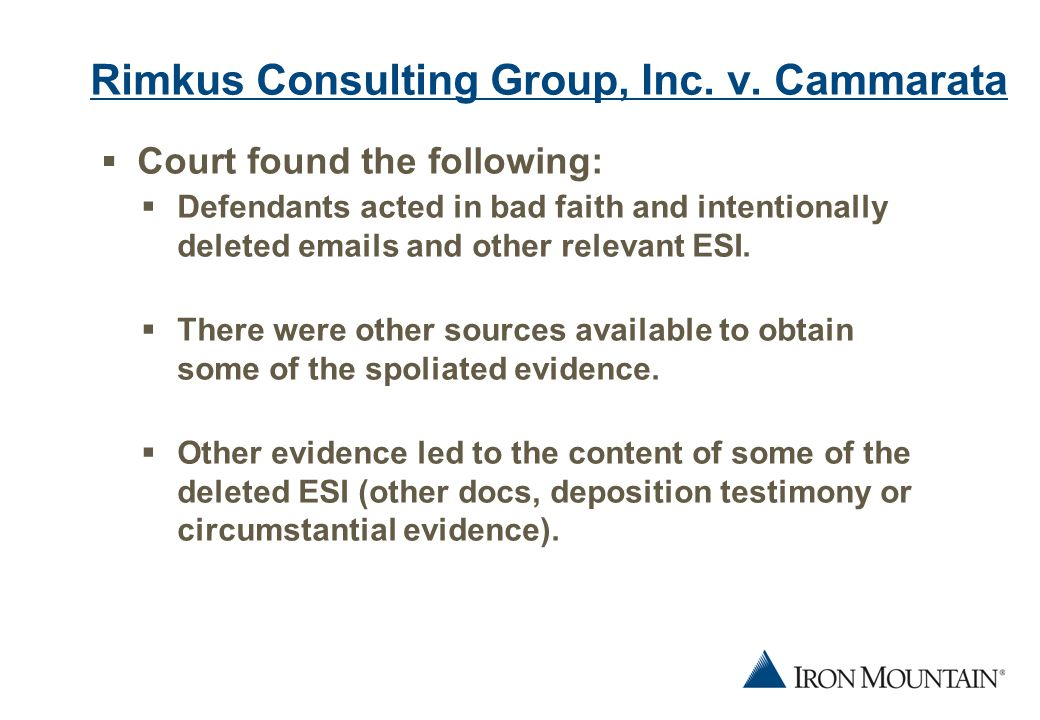 13 Rimkus Consulting Group, Inc. v.