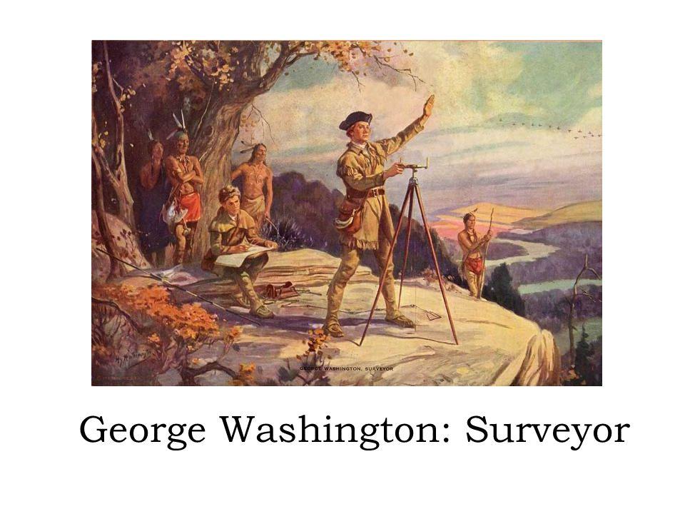 George Washington: Surveyor