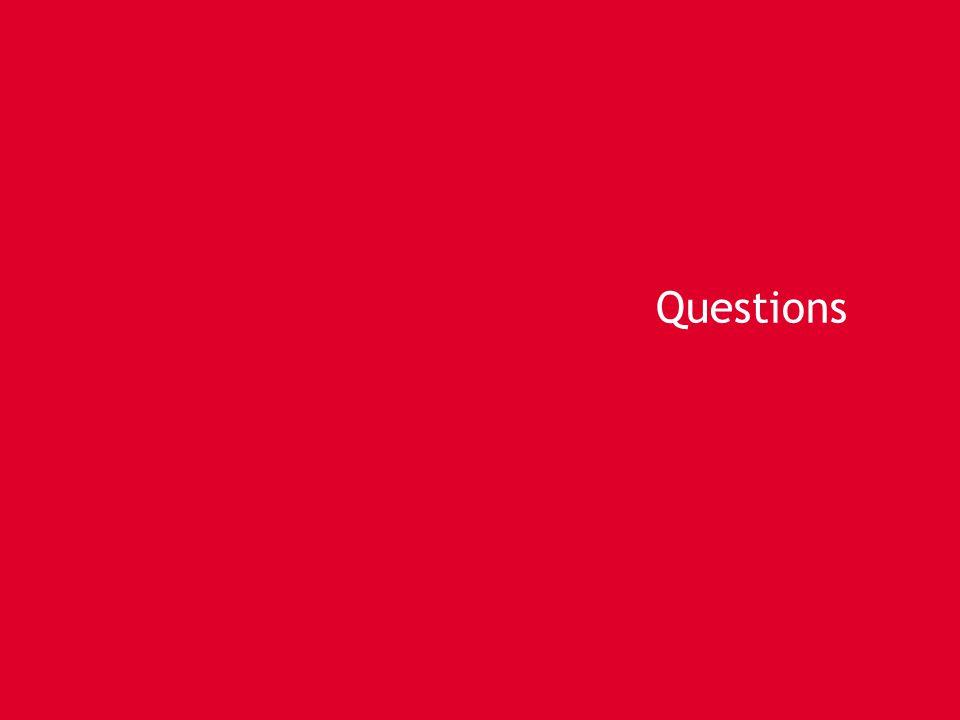 © October 11, 2014 Novell Inc, Confidential & Proprietary 39 Questions