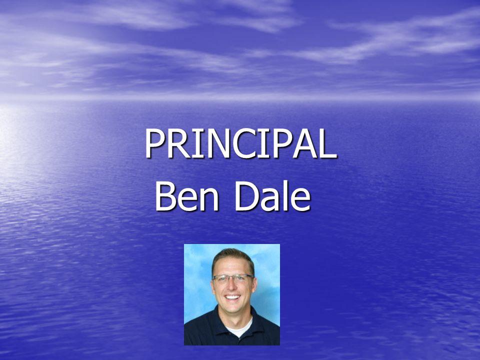 PRINCIPAL Ben Dale