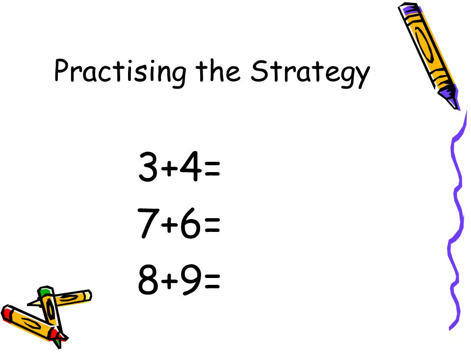 Building on Known Doubles – Gr 2, 3 Concept: Addition, Subtraction Meaning: Students learn doubles, and use this to extend facts. Example: for 7 + 8 t