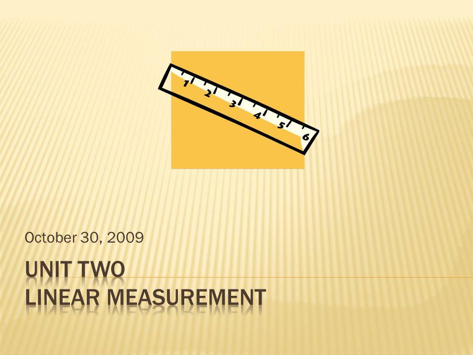 October 30, 2009