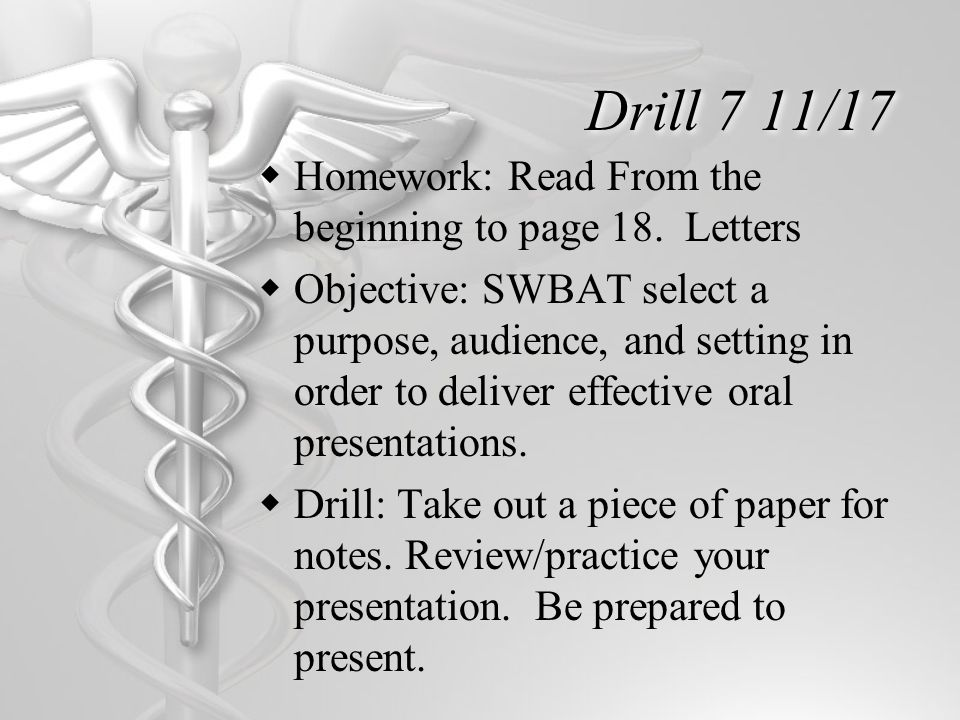 Drill 8 11/22  Homework: Read Letters to page 18 complete handout  Objective: SWBAT continue to develop prior knowledge in order to understand Frankenstein.