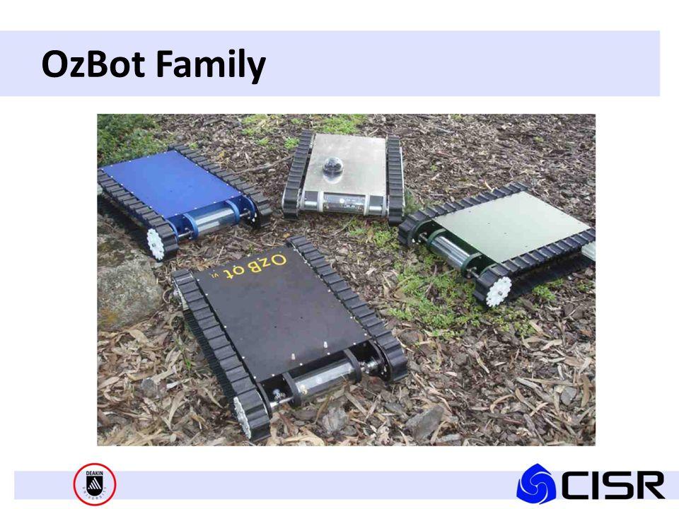 OzBot Family