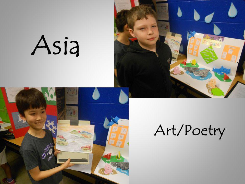 Asia Art/Poetry