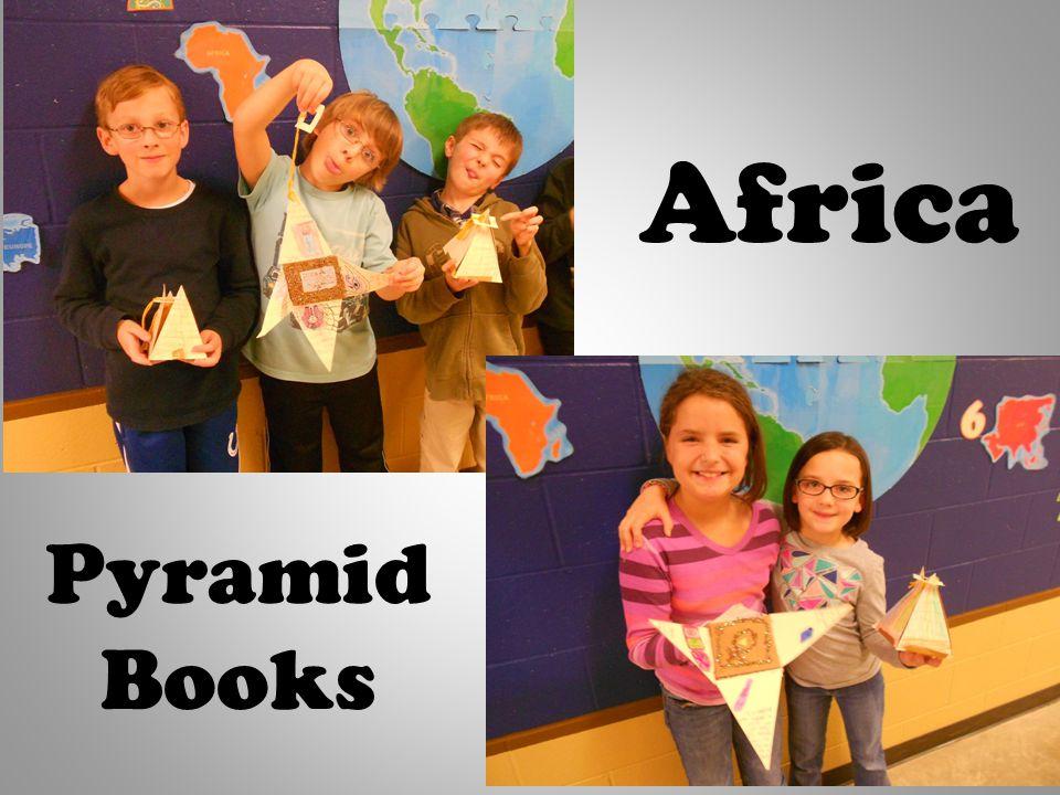 Africa Pyramid Books