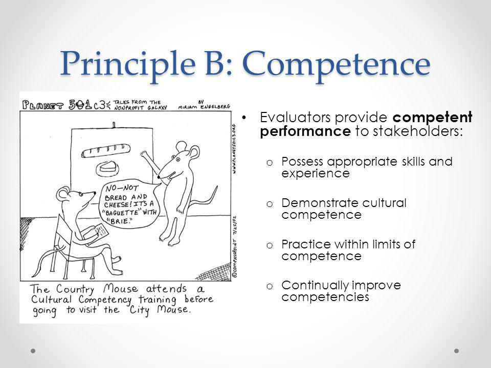 Not knowing what constitutes best practice is incompetence.