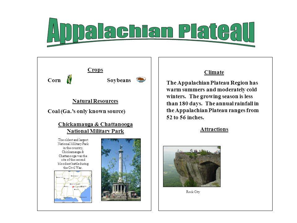 Welcome to the Coastal Plain (Inner) Region of Georgia!!.